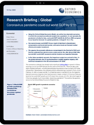 Africa Research Briefings (2)